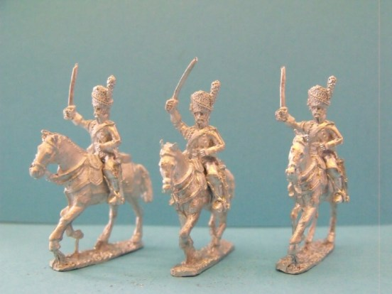 Grenadiers-a- Cheval Charging