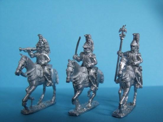 Empress Dragoon Command Charging