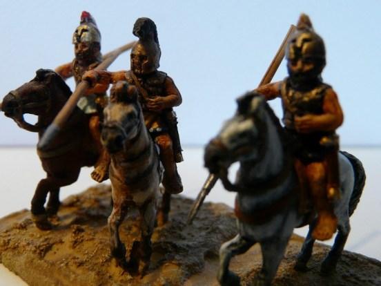 Greek Cavalry (Muscle Cuirass)