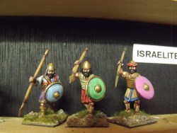 Israelite Armoured Infantry