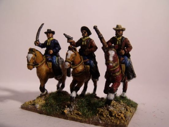 7th Cavalry Mounted I