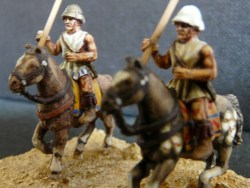 Light Cavalryman