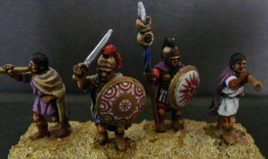 Macedonian Phalanx - 100 Infantry