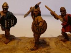 Greek Mercenary Peltasts