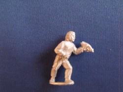Gunner with Power horn, Bareheaded, Shirt