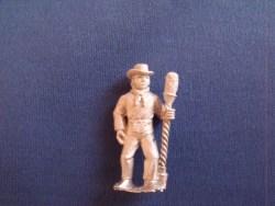 Gunner with Rammer, Round hat, shirt