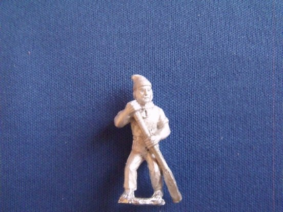French Gunner with Handspike, woollen hat, shirt