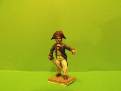 Midshipman, Standing, Bicorne