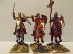 Unarmoured Cavalry Command