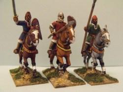 Cavalry in Tunics