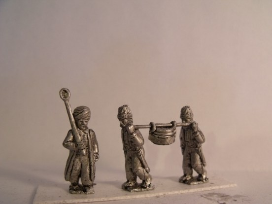Janissary Kettle Bearers