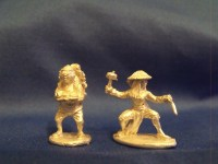 Mai Ling & Chou 'Old West Rail Worker Vampire Hunters'