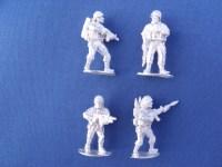 Israeli Paratroopers I