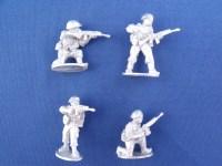Congo Mercenary Infantry with Rifle Skirmishing
