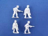 Congo Mercenary Heavy Machine Gun Team I