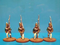 Pavlov Grenadiers Marching