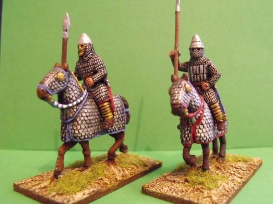 Sassanid Cataphracts
