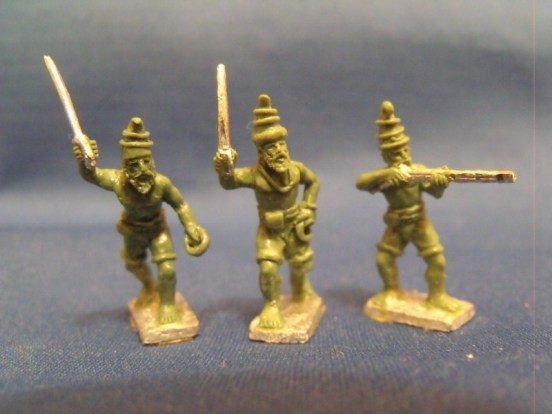 Sikh Zealots Advancing I