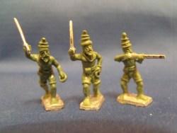 Sikh Zealots Advancing I