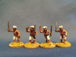 Sikh Zealots Advancing II