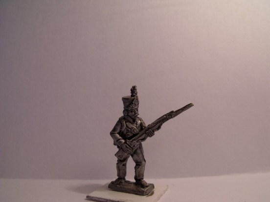 Sepoy Infantry at Ready