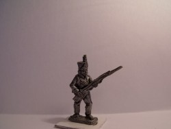 Sepoy Infantry at Ready