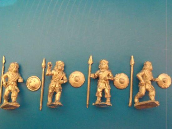 Sudanese Tribesmen III (spearmen)