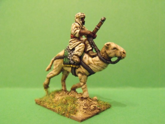 Mahdist Camel Rider II