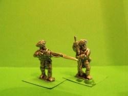 Musketeers Firing/Loading