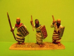 Syrian/Canaanite Infantry II