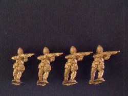 Infantry Advancing Firing