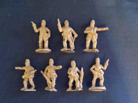 British Command in Glengarry
