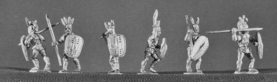 Samnite Warriors