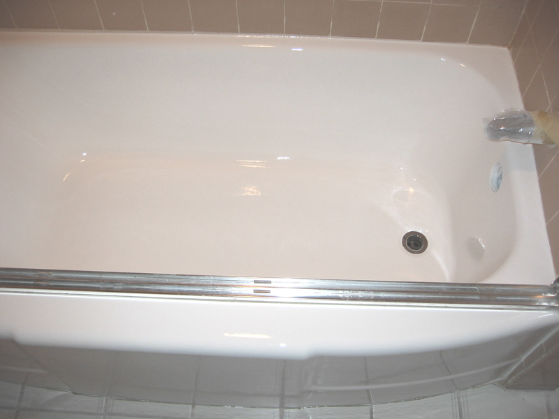 Bathtub Reglazing, Abington MA | New Look Refinishing