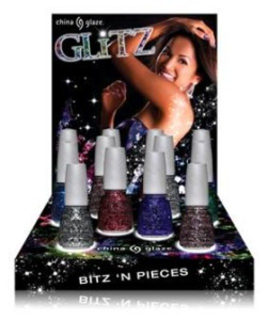 "Add A Little ""Glitz"" to Your Glam with China Glaze"