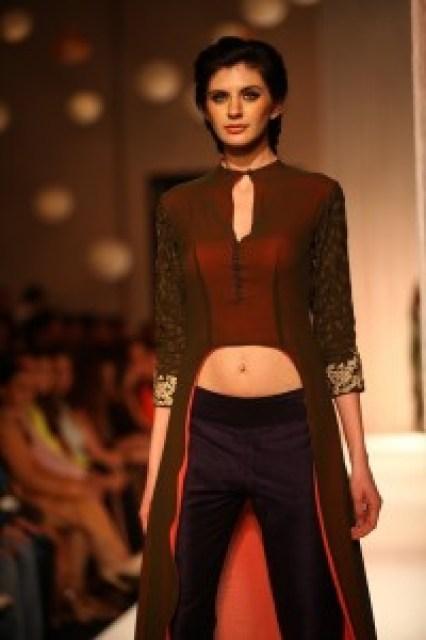 Manish Malhotra at Lakme Fashion Week Winter/Festive 2013