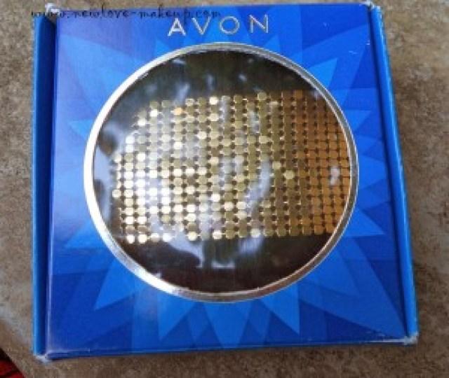 AVON Gold Mesh Bracelet Review