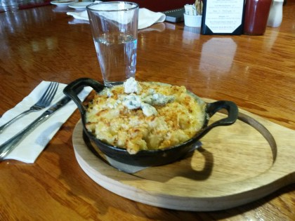 Try the Super Cheesy Mac when you're out!