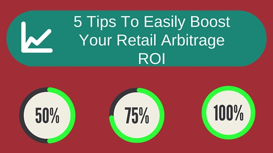 Boost Your Retail Arbitrage ROI