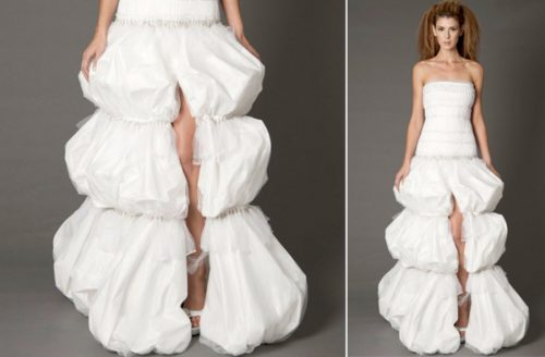 5 Hideous Wedding Dresses