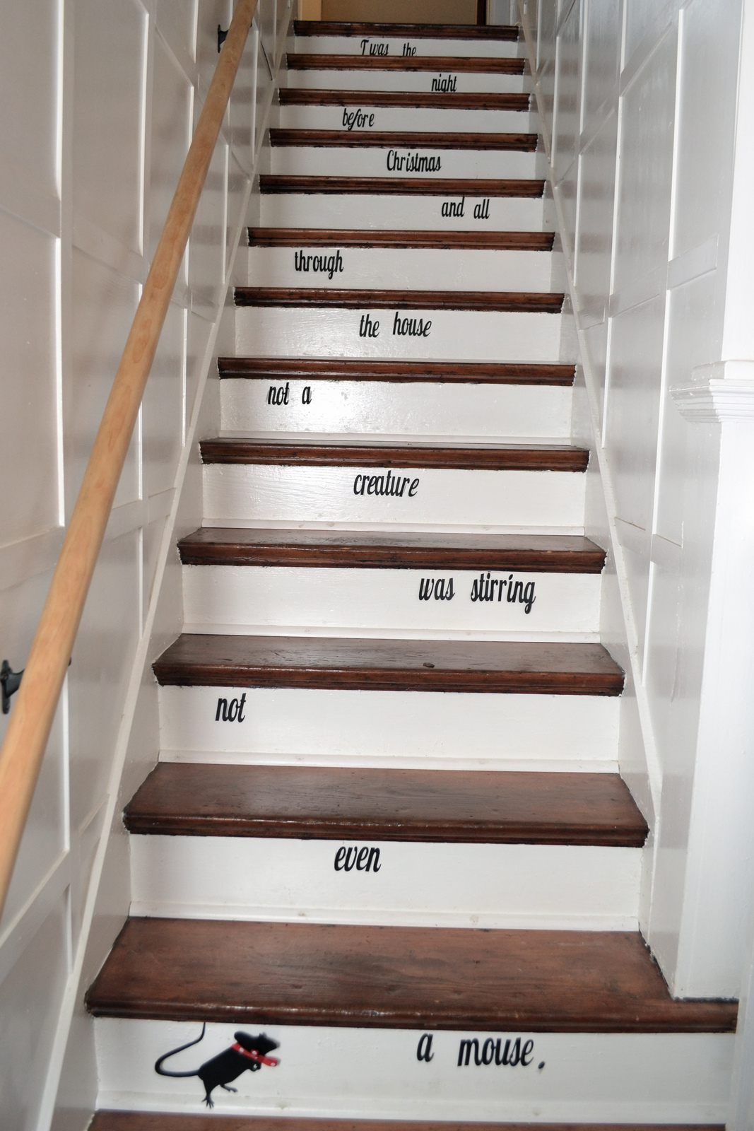Storybook Stairs NewlyWoodwards