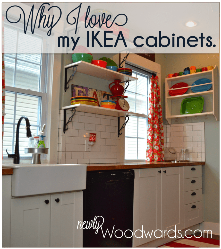 Best Kitchen Gallery: Why I Love My Ikea Kitchen Cabi S Newlywoodwards of Ikea Shaker Kitchen Cabinets on rachelxblog.com