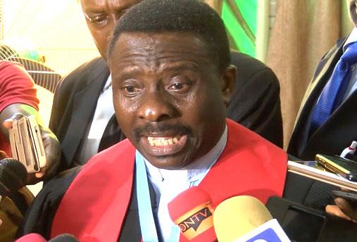 Image result for CAN President, Rev. Samson Ayokunle