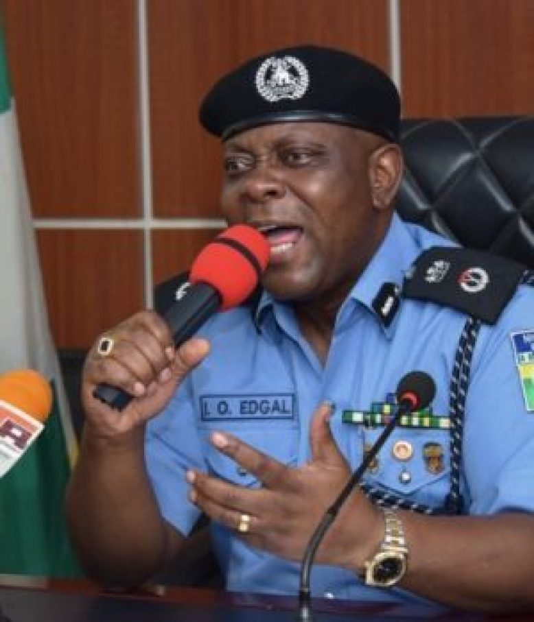 Imohimi Edgal, Lagos CP