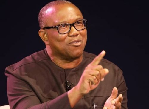Image result for Peter Obi: Rigging only keeps incompetent people in office
