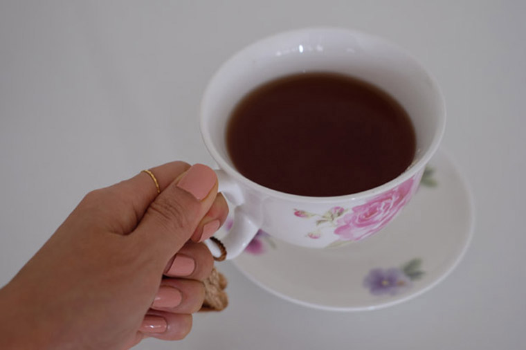 Indian Borage Herbal Tea