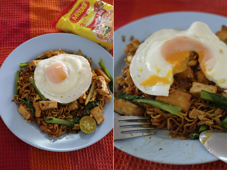 Easy Maggi Mee Goreng – 15 min + 5 ingredients