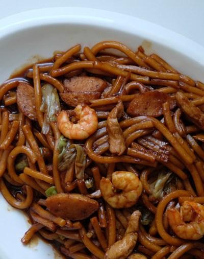 Easy Malaysian Hokkien Mee Noodles – 10 ingredients