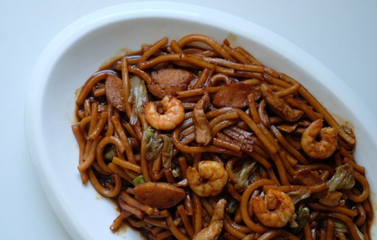Easy Malaysian Hokkien Mee Noodles – 10 ingredients