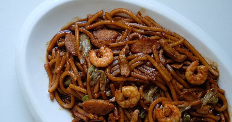 Easy Malaysian Fried Hokkien Mee Noodles – 10 ingredients